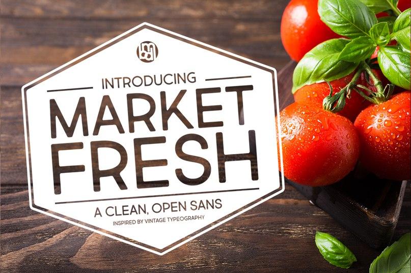 fuente Market Fresh