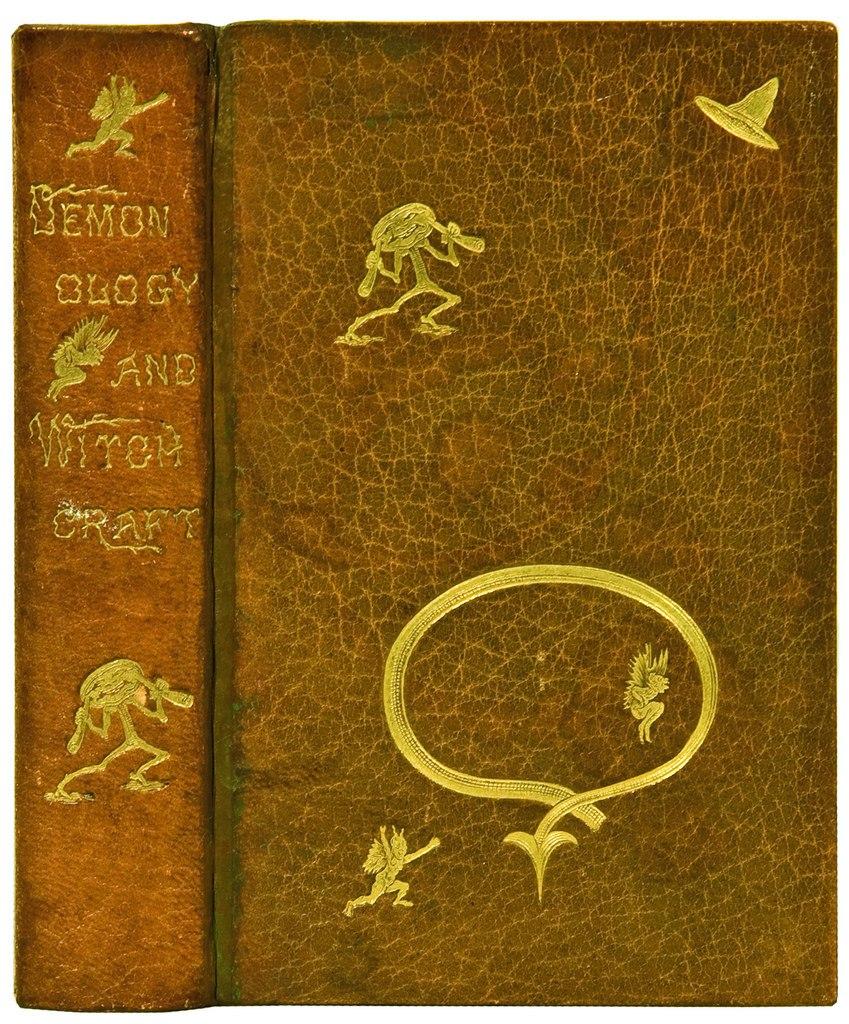 Вальтер скотт письма о демонологии и колдовстве книга