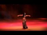 Sexy unique oriental belly dance - Goddes Ishtar - Amira Abdi 8521