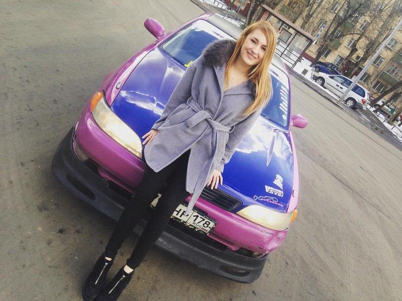Полина Бараненкова   Москва
