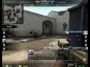 Nexus TonyX_Tekk ez ace with desert-eagle and ak-47 5 head 5 dead ct