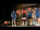 Women 72kg squat