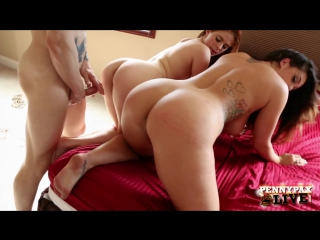 Alison tyler and penny pax - threesome bondage