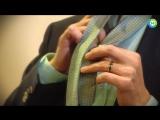 Как правильно и красиво завязать галстук
