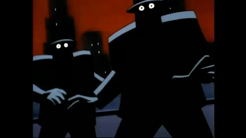 Бэтмен/Batman: The Animated Series (1992 - 1995) Вступительные титры