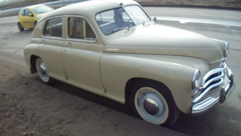 ГАЗ М20В Победа 1956.Часть II » Freewka.com - Смотреть онлайн в хорощем качестве