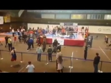 Побоище во Львове: чемпионат по кунг-фу перерос в массовую драку