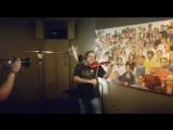 Запись в студии Marcus Viana - El Miage