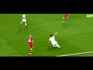 Marcelo vs Robben funny moment l SHAYN l