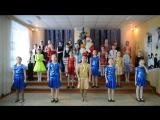Новорічне вітання (учні ЗОШ № 85)