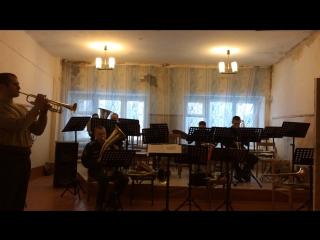 Street brass band- No twerk!/GDFR