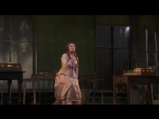 Metropolitan Opera - Pyotr Ilyich Tchaikovsky Eugene Onegin (Нью-Йорк, ) - Акт I