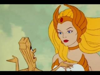 Непобедимая принцесса Ши-Ра 33 серия (перевод Алексей Михалёв)