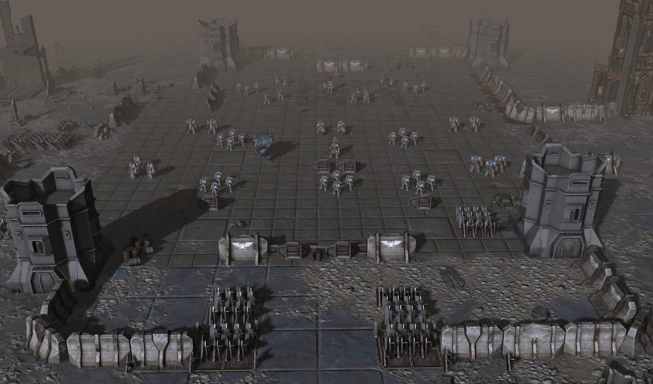 Warhammer 40,000: Sanctus Reach (2016) PC - Скриншот 2