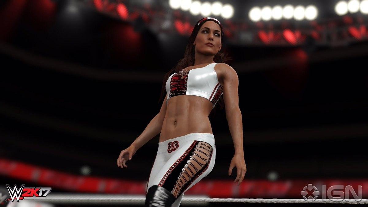 WWE 2K17 (2017) PC - Скриншот 1