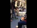 Питер. Уличные музыканты( метро)