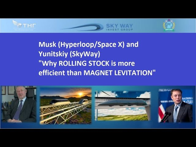Yunitskiy and Musk Skyway is Noiseless