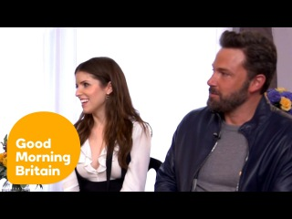 Ben Affleck and Anna Kendrick - The Accountant Extended Interview | Good Morning Britain