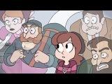 Obituary - A Grave Beginning  (Cartoon Series Pilot)