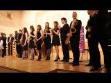 """Гала концерт в Гнесинке в рамках фестиваля """"Дни саксофона в Москве с Маргаритой..."""