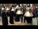 Митрополит Агафангел совершил чин освящения колоколов Свято-Николаевского храма и посетил Спасо-Преображенский собор г. Болграда