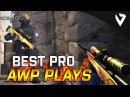 CSGO - BEST Pro AWP Plays 2016 Fragmovie