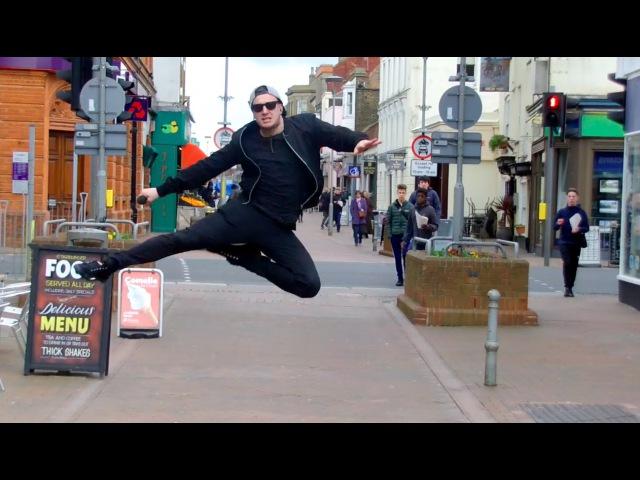 Dj Jazzy jeff Fresh Prince boom shake the room Disco boy Parody in public