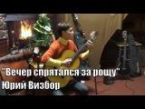 Рената Гафарова, Юрий Визбор, Вечер спрятался за крышу, бард святки в ОАЗИСе
