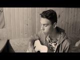 Снов осколки-Alekseev COVER(Acoustic guitar )