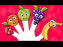 Плоды Палец Семья Палец Песня Рифмы для детей Baby Finger Song Fruits Finger Family