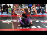 NAGA PA ' Alanna Olive-Smith vs Elyse Crane Women's No-Gi Grappling 09.27.14 Nogi Bear