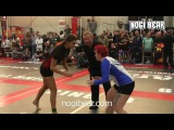 WICKED ARMBAR SUBMISSION! • Alessandra Stout vs Betty Barbagallo • Female No-Gi Grappling