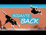 RODANTE BACK FLIP • Tutorial em Português