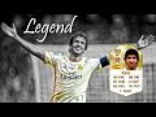 Каким был бы Рауль в FIFA 16