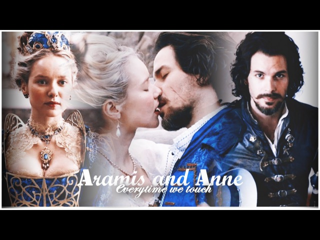Aramis and Anne || everytime we touch (HB Jess)