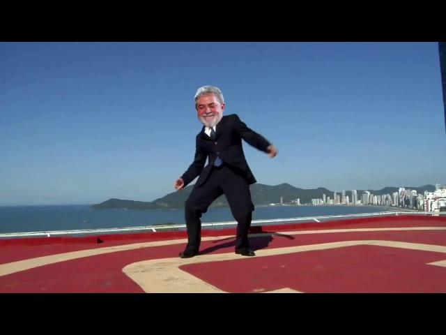 Lula Dançando Vai Dar PT MC Rahell Vai Dar PT