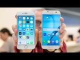 Samsung Galaxy S7 и S7 edge vs iPhone 7