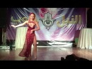 Yuliya Ereminok. Nile Group 2016. Baladi/Shaabi choreo by Lubna Emam