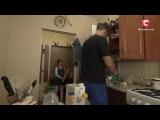 Телеканал СТБ • Хата на тата • Голодная дочка с топором в руках заставила папу готовить!