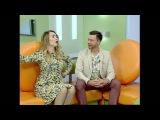 Тизер. Интервью с Андреем и Мариной Огневыми на ТВ