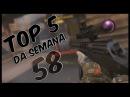 Warface: Top 5 da Semana 58 - Alpine/ AMP-DSR-1/ M16A3/ AX308/ PTB/ 9k