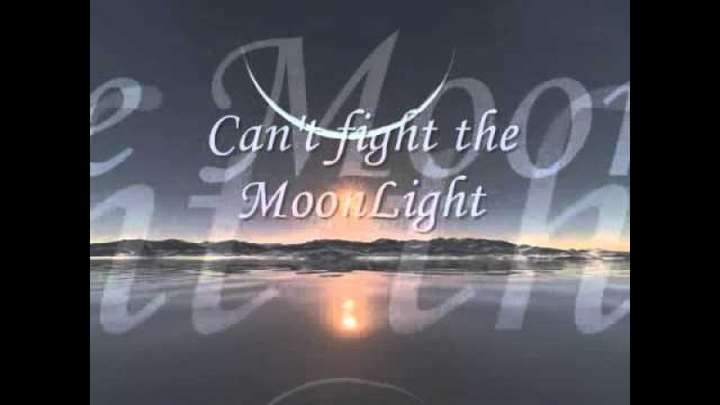Can't Fight The MoonLight by Leann Rimes ( With Lyrics )