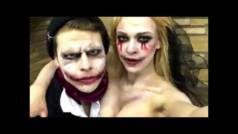 Адреналин. Безумцы в метро. Артур и Тася - Джокер и мертвая невеста