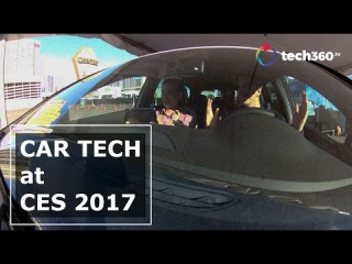Cars get smart at CES 2017