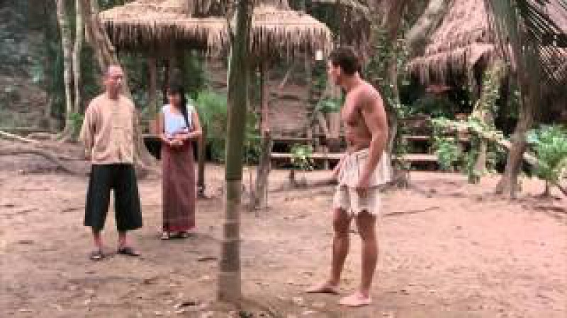 Фрагмент из фильма Кикбоксёр \ Kikboxer (Пальма)