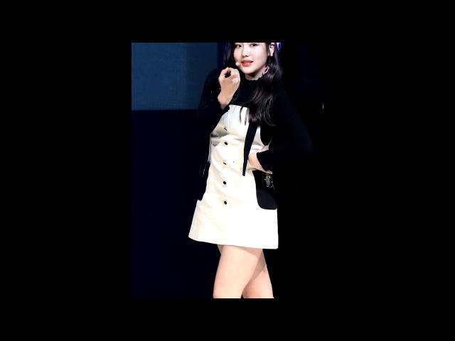 170518 김천대학교 축제 구구단 나 같은 애 (A Girl Like Me) 혜연 직캠 By 델네그로