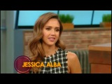 Jessica Alba interview | The Rachael Ray Show