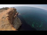 Anti-Panic: Крым - Фиолент сентябрь 2016 - Тандем Кирилл и Марина