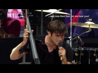 2CELLOS - Satisfaction [Live at Exit Festival]