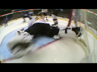 Gotta See It- Rask makes spectacular save on Hunwick
